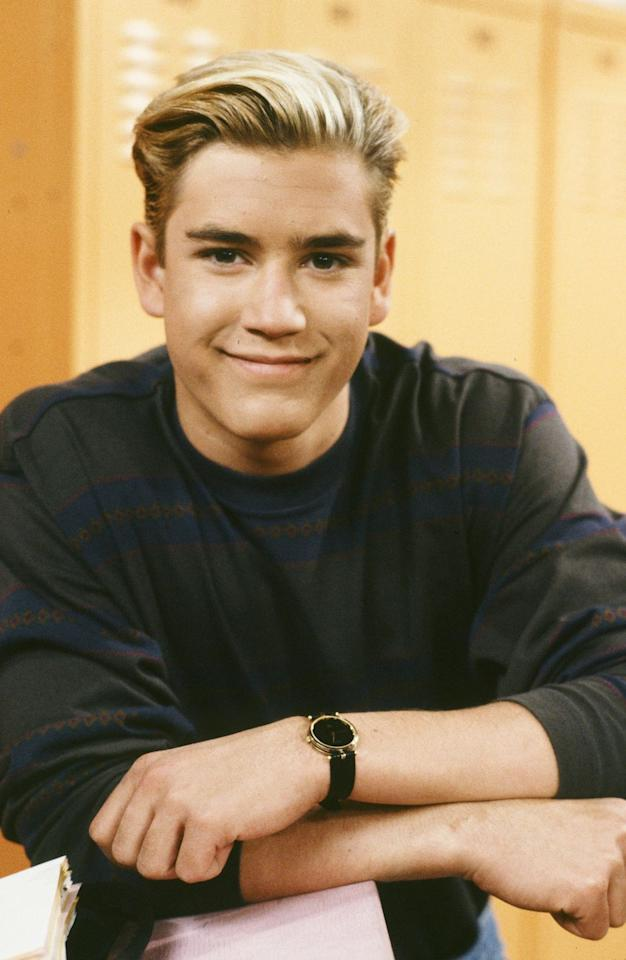<p>Mark-Paul Gosselaar began acting at the age of 10 and landed his breakout role as the precocious Zack Morris in 1989. After the show entered its final season, Gosselaar was pegged to lead the gang into their next chapter: <em>Saved by the Bell: </em><em>The College Years</em>.</p>