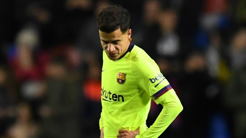 'Unlucky' Coutinho can play together with Dembele - Valverde