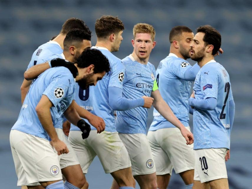 <p>Man City and Chelsea clash for a place in the FA Cup final</p> (Getty Images)