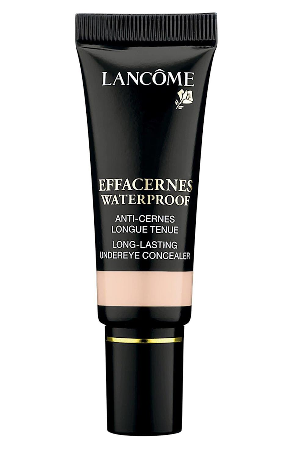 """<p><strong>LANCOME</strong></p><p>nordstrom.com</p><p><strong>$31.00</strong></p><p><a href=""""https://go.redirectingat.com?id=74968X1596630&url=https%3A%2F%2Fwww.nordstrom.com%2Fs%2Flancome-effacernes-waterproof-protective-undereye-concealer%2F5357331&sref=https%3A%2F%2Fwww.thepioneerwoman.com%2Fbeauty%2Fskin-makeup-nails%2Fg36563969%2Fbest-concealers-for-mature-skin%2F"""" rel=""""nofollow noopener"""" target=""""_blank"""" data-ylk=""""slk:Shop Now"""" class=""""link rapid-noclick-resp"""">Shop Now</a></p><p>This waterproof concealer has earned hundreds of stellar reviews for its longwear formula, which offers an incredibly natural coverage when applied.</p>"""