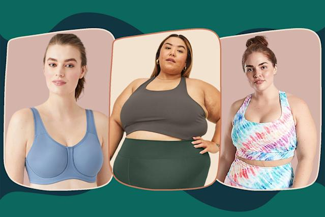Bra big boobs pics 12 Best Sports Bras That Actually Support Big Boobs