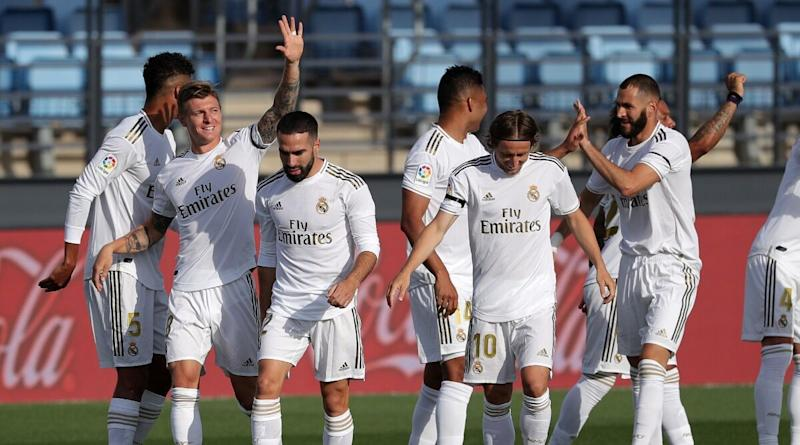 Levante vs Real Madrid, La Liga 2020-21 Free Live Streaming Online & Match Time in IST: How to Get Live Telecast on TV & Football Score Updates in India?