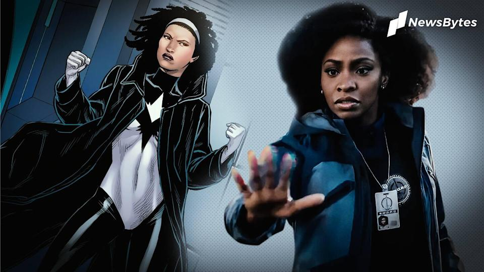 #ComicBytes: Tracing the interesting story of Monica Rambeau