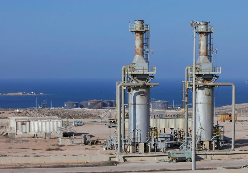 First tanker to load crude at Libya's Hariga port since January