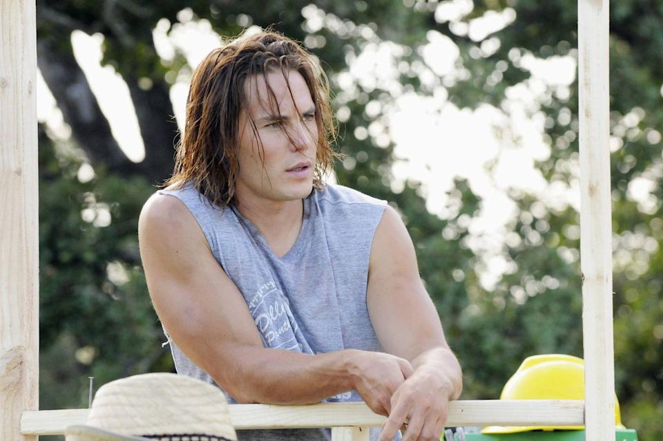 """<p>As Tim Riggins, a.k.a Dillon's resident bad boy, he transformed from the guy who slept with his best friend's girlfriend to someone who protects his family at all costs. </p><p>Before Kitsch was up for the role of """"33,"""" he was asked to read for the part of QB Jason Street. The same year <em>FNL</em> premiered, the Kelowna, BC native had small roles in <em>John Tucker Must Die</em> and <em>Snakes On a Plane</em>.</p>"""