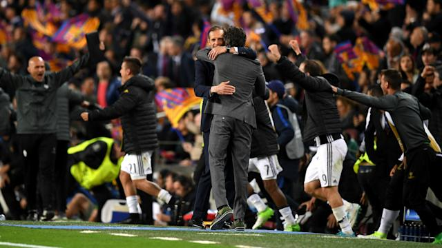 Recording a pair of clean sheets against Barcelona is almost unheard of, said Juventus coach Massimiliano Allegri after his side's 3-0 win.