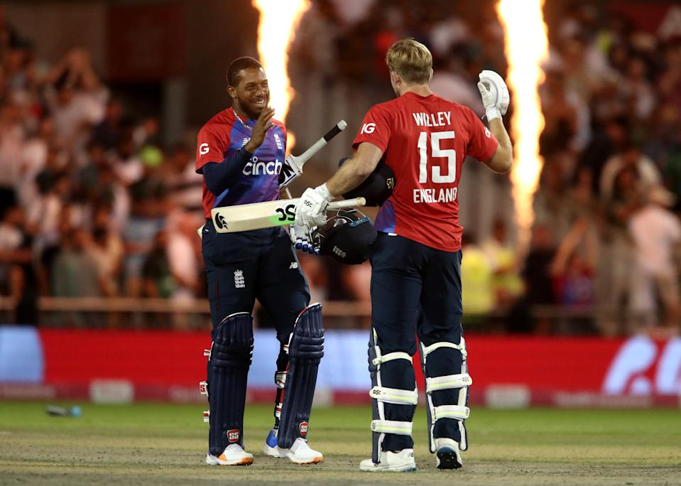 England v Pakistan – Third Vitality IT20 – Old Trafford Cricket Ground (PA Wire)