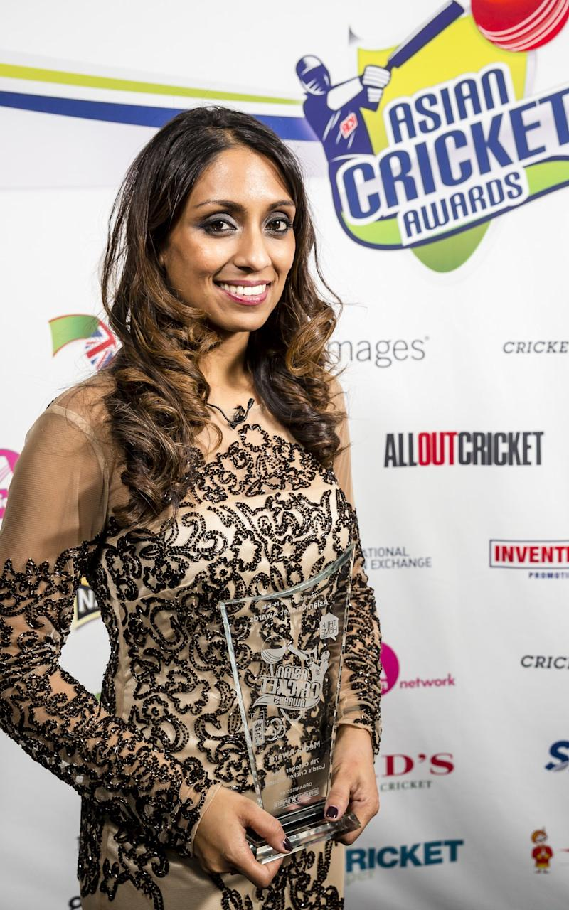 Isa Guha - Women's sport is on the march – and cricket is the next frontier - Credit: Getty Images