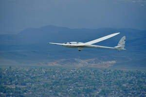 Airbus Perlan Mission II Continues Final Phase of Testing in U.S.