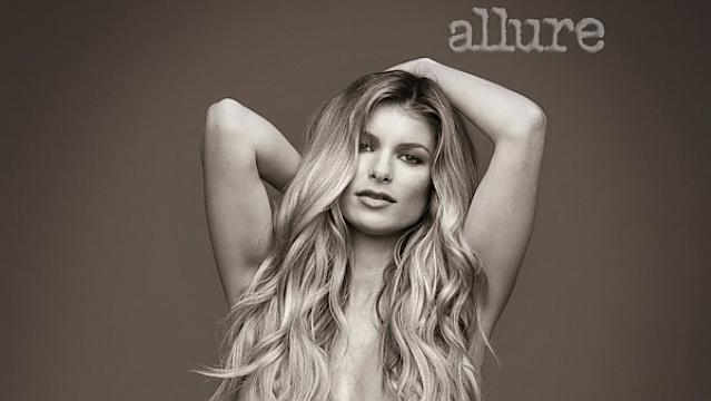 Marisa Miller Bares All With Baby Bump