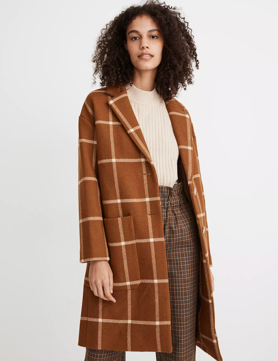 """<h2><a href=""""https://fave.co/2Iqvpvv"""" rel=""""nofollow noopener"""" target=""""_blank"""" data-ylk=""""slk:Madewell Sale"""" class=""""link rapid-noclick-resp"""">Madewell Sale</a></h2><br><strong>Sale:</strong> 20% off orders $100+ and 30% off orders 200+<br><br><strong>Dates:</strong> Now - October 16<br><br><strong>Promo Code:</strong> SPREETIME<br><br><strong>Madewell</strong> Windowpane Elmcourt Coat in Insuluxe Fabric, $, available at <a href=""""https://go.skimresources.com/?id=30283X879131&url=https%3A%2F%2Ffave.co%2F33Uj2QM"""" rel=""""nofollow noopener"""" target=""""_blank"""" data-ylk=""""slk:Madewell"""" class=""""link rapid-noclick-resp"""">Madewell</a>"""