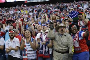 Games of this magnitude can attract new soccer fans. (AP Photo)