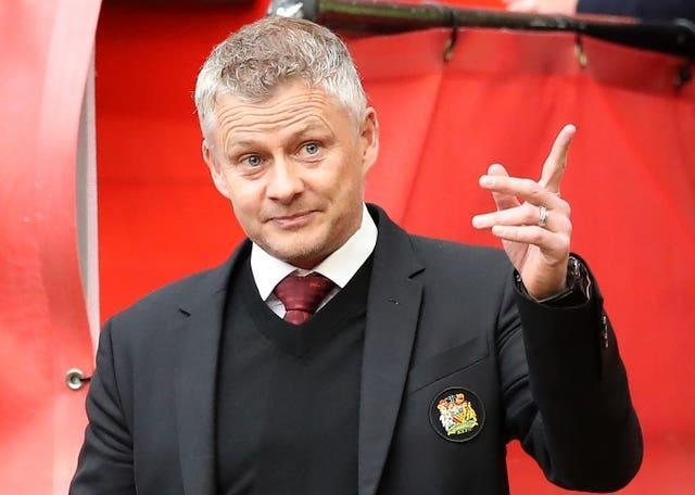 Ole Gunnar Solskjaer is aiming for his first trophy as Manchester United manager.