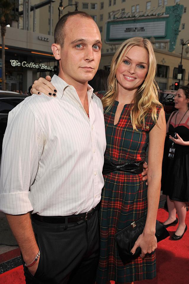 "<a href=""http://movies.yahoo.com/movie/contributor/1800018786"">Ethan Embry</a> and <a href=""http://movies.yahoo.com/movie/contributor/1804484596"">Sunny Mabrey</a> at the Los Angeles premiere of <a href=""http://movies.yahoo.com/movie/1809955918/info"">Eagle Eye</a> - 09/16/2008"