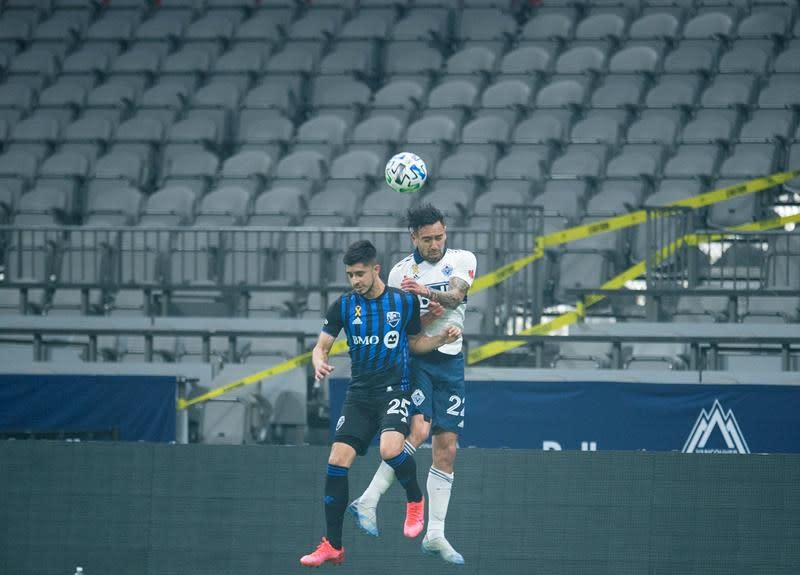 Impact look to lock up Canadian Championship spot with win over Whitecaps