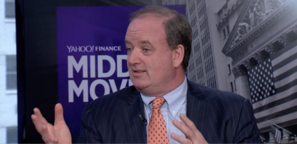 Bruin Sports Capital CEO George Pyne on Yahoo Finance Midday Movers, May 30, 2018.