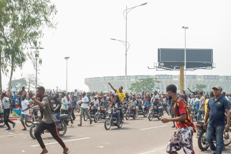 Two days of violent protests over the reforms rocked the capital Kinshasa this week