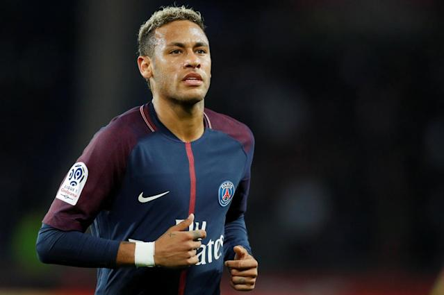 <p>One of the biggest names in world football at the moment, the 26-year-old forward is the star of the Brazil national team and led the forward line in his side's 1-1 draw against Switzerland. He has made a foray into Hollywood, appearing in the action film <em>xXx: Return of Xander Cage </em>as himself. (PHOTO: Reuters) </p>