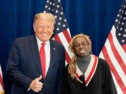 <p>Lil Wayne posted the photo on his twitter account</p>Twitter