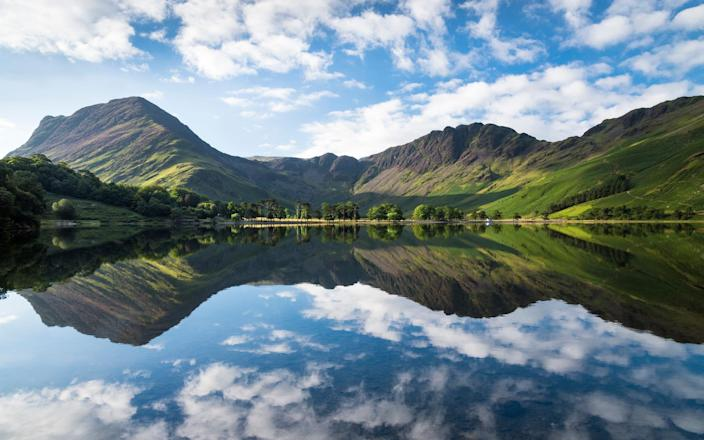 It's hard to beat the Lake District for a summer staycation - Getty