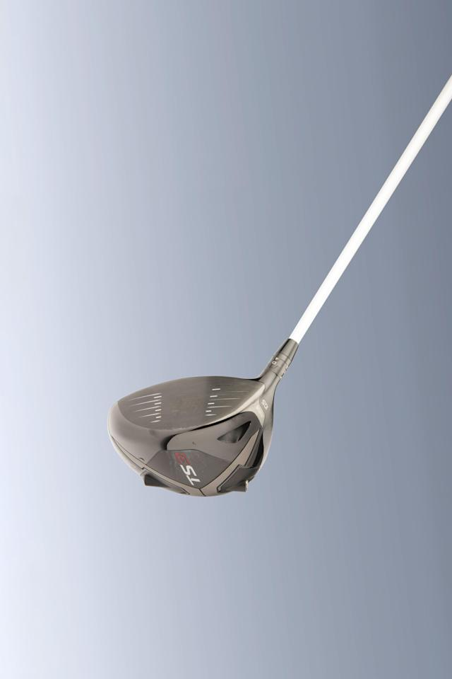 <p><strong>SPECS</strong>: Titleist TS3, 10.5 ̊, 43.75 inches, UST Elements Platinum 6 S shaft, D-3 swingweight</p> <p>This club is flat, stiff and shorter than a typical driver—all things that allow me to be super aggressive through the ball and know I'll never struggle with the left miss. My arms are very long, which is the reason for the shorter shaft. It's almost 3-wood length.</p>