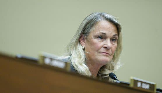 Former congresswoman and current Consumer Product Safety Commission acting chair Ann Marie Buerkle. (Photo: ALM Media)