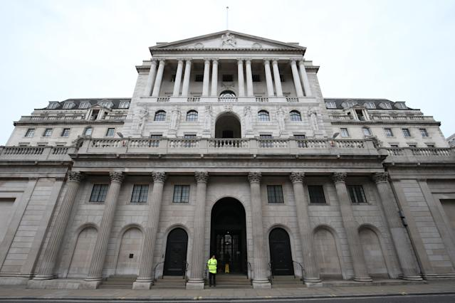 Bank of England Bank has expanded the size of its bond-buying programme by £100bn to mitigate economic impact of coronavirus pandemic.