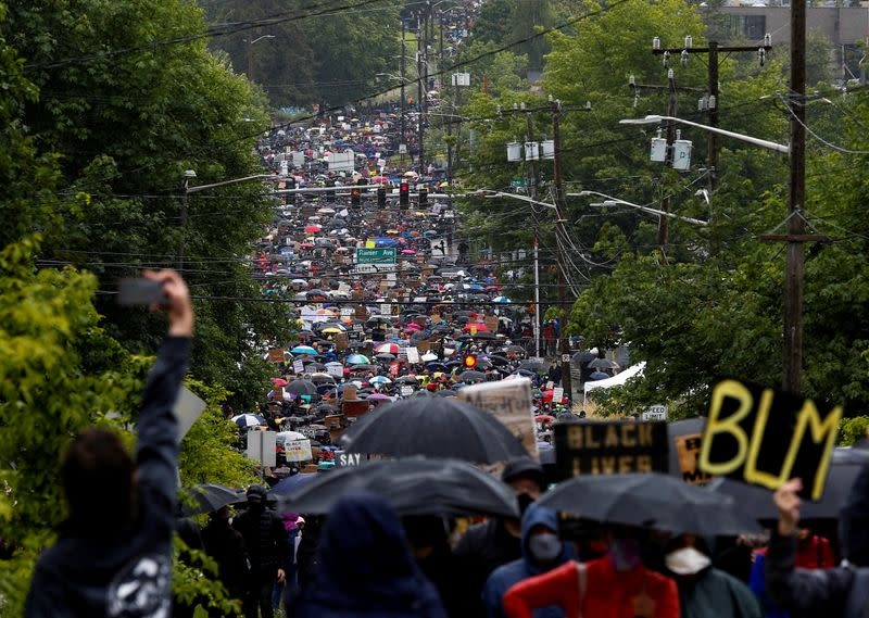 States can restrict protests on public health grounds, within reason, U.N. says