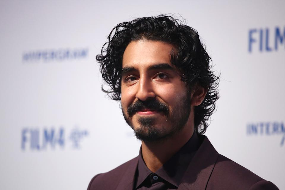 LONDON, ENGLAND - DECEMBER 01: Dev Patel attends the British Independent Film Awards 2019  at Old Billingsgate on December 01, 2019 in London, England. (Photo by Lia Toby/Getty Images)