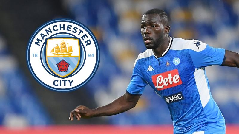 Man City target Koulibaly will stay at Napoli if asking price is not met - Gattuso