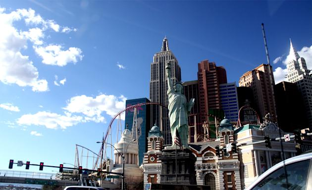 Las Vegas saw one of the biggest price drops since 2007. (Photo: Flickr   Gage Skidmore)