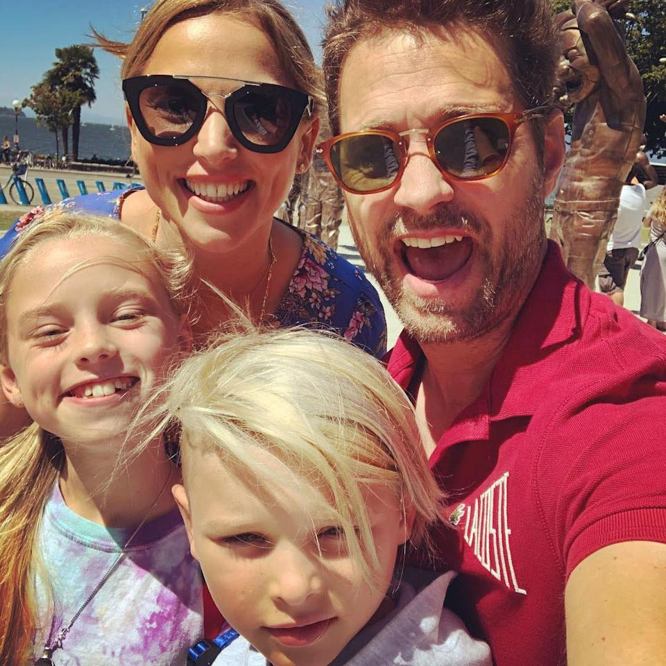"""In reality, Priestley has been married to makeup artist and <a href=""""https://www.naomipriestley.com/"""">lifestyle blogger</a> Naomi Lowde-Priestley since 2005. They welcomed their daughter Ava Veronica in 2007 and their son Dashiell Orson in 2009."""