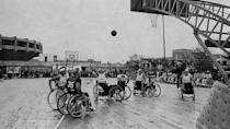 Tokyo is the first city ever to host the Paralympic Games twice after the 1964 edition (AFP/Handout)