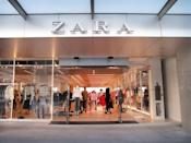 """<p>Zara's parent company Inditex has similarly joined the effort, by offering up its factories and logistics capabilities to the Spanish government to donate masks and other protective medical wear.</p><p>They <a href=""""https://www.vogue.com/article/zara-inditex-coronvirus-masks-hospital-gowns"""" rel=""""nofollow noopener"""" target=""""_blank"""" data-ylk=""""slk:reportedly"""" class=""""link rapid-noclick-resp"""">reportedly</a>: 'will make a delivery at least once a week of materials we purchase directly.' </p><p>And have, 'already donated 10,000 protective face masks and by the end of this week expects to be in a position to ship another 300,000 surgical masks.'</p>"""