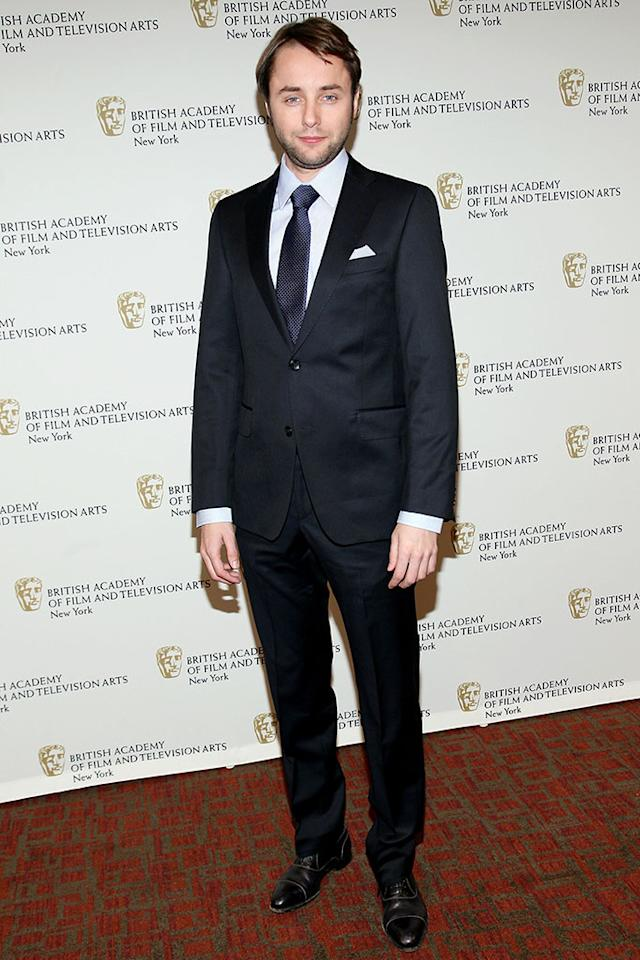 "Vincent Kartheiser attends BAFTA New York Celebrates ""Mad Men"" at The Harvard Club on April 22, 2013 in New York City."