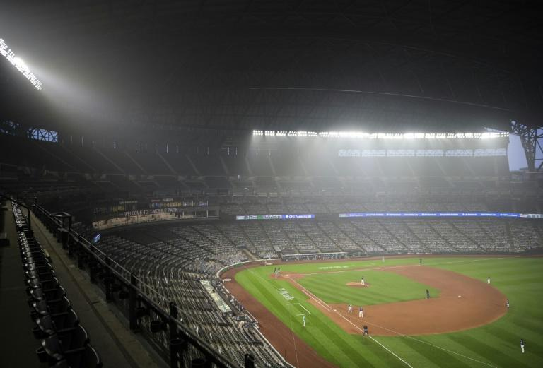 Mariners-Padres series moved to San Diego over air quality concern