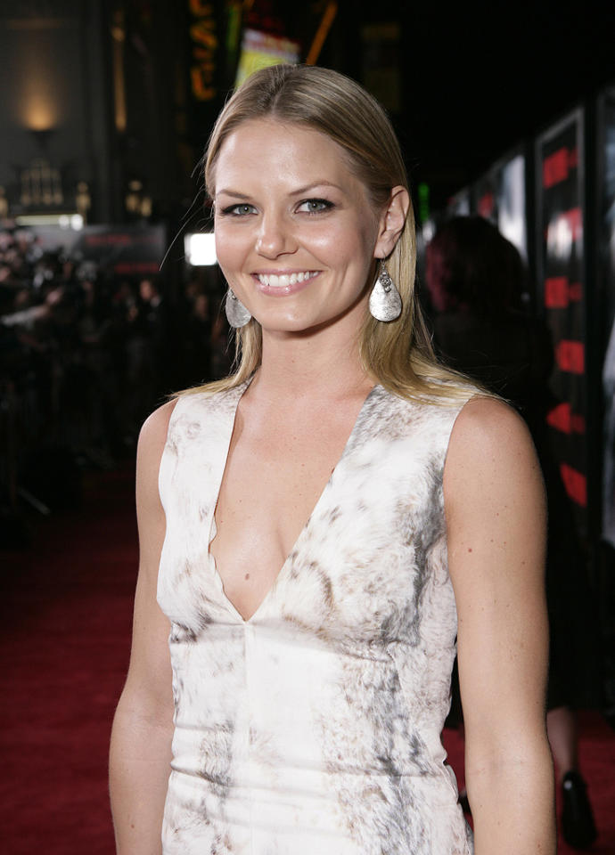 "<a href=""http://movies.yahoo.com/movie/contributor/1800552744"">Jennifer Morrison</a> at the Los Angeles premiere of <a href=""http://movies.yahoo.com/movie/1810007086/info"">Max Payne</a> - 10/13/2008"