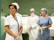 """Marcia Gay Harden and Zac Efron in Exclusive Media's """"Parkland"""" - 2013"""