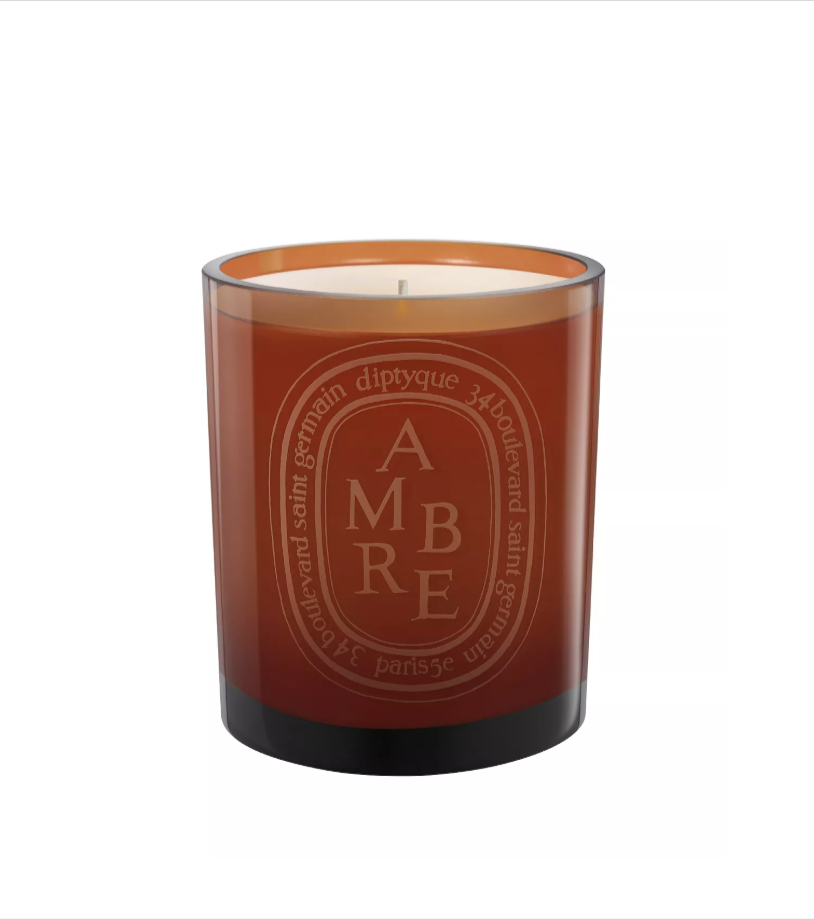 "<h3><a href=""https://www.bloomingdales.com/shop/product/diptyque-ambre-scented-candle-colored-glass-jar?ID=1123191"" rel=""nofollow noopener"" target=""_blank"" data-ylk=""slk:Diptyque Ambre Scented Candle"" class=""link rapid-noclick-resp"">Diptyque Ambre Scented Candle</a> </h3><br>It totes a premium price tag, but with 4.7 out of 5 stars on Bloomingdales this spicy autumn scent in a hand-blown and amber-tinted glass container is worth the seasonal investment. <br><br>As one reviewer gushed: ""This is one of my all-time favorite candles from Diptyque. It has a really nice woody, spice scent that is beautiful in autumn and winter. I really like the beautiful colored glass of the bigger jars, which makes it even more special when it's out on display. I find that even when the candle isn't lit you can smell it faintly in a room which I really like.""<br><br><strong>Diptyque</strong> Ambre Scented Candle, Colored Glass Jar, $, available at <a href=""https://go.skimresources.com/?id=30283X879131&url=https%3A%2F%2Fwww.bloomingdales.com%2Fshop%2Fproduct%2Fdiptyque-ambre-scented-candle-colored-glass-jar%3FID%3D1123191"" rel=""nofollow noopener"" target=""_blank"" data-ylk=""slk:Bloomingdale's"" class=""link rapid-noclick-resp"">Bloomingdale's</a>"