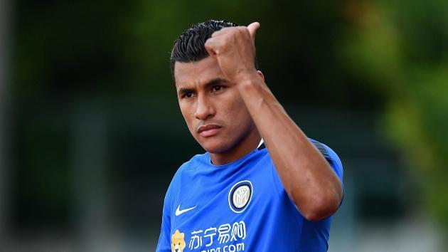 Valencia sign defender Murillo from Inter