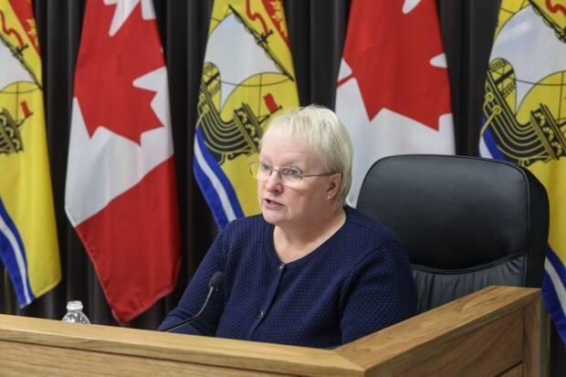 Health Minister Dorothy Shephard said she knows tight border controls have been inconvenient and stressful for some families, but the restrictions have been key in managing COVID-19 in New Brunswick.