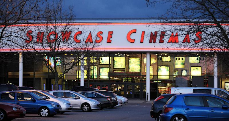 The Showcase Cinema in Beckton, east London. (Credit: PA)