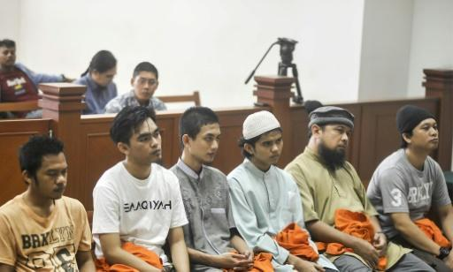Indonesians jailed for harbouring Uighurs, cleared of rocket plot
