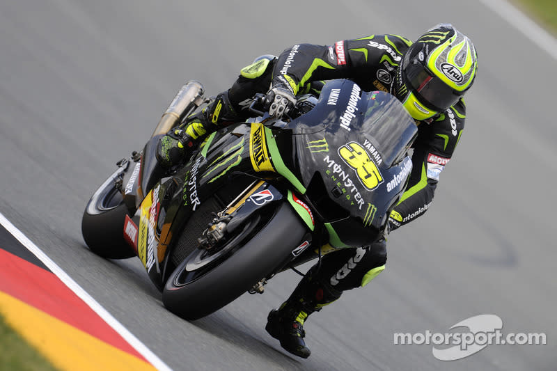 "2013. Cal Crutchlow (MotoGP)<span class=""copyright"">Bridgestone Corporation</span>"