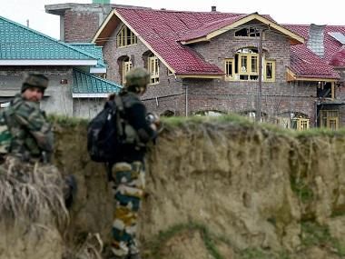 Two terrorists killed in encounter in Jammu and Kashmir's Kupwara district; search operations underway