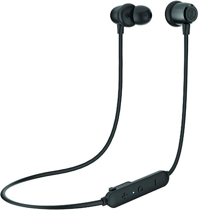 OontZ Angle 3 BudZ Bluetooth Wireless Waterproof Sports Earbuds (Credit: Amazon)