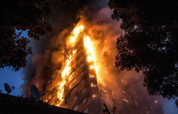 UK MP warns of cover-up in London fire