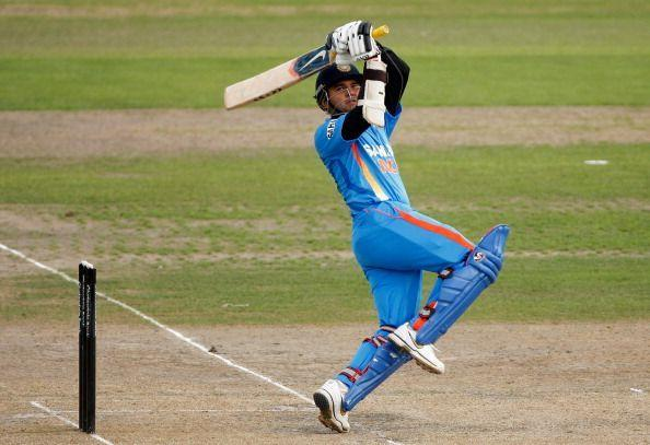 Patel has been a back-up keeper to Dhoni more often than not