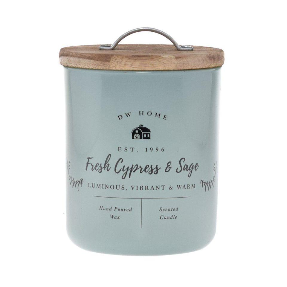 """<p>dwhome.com</p><p><strong>$14.00</strong></p><p><a href=""""https://www.dwhome.com/products/fresh-cypress-sage"""" rel=""""nofollow noopener"""" target=""""_blank"""" data-ylk=""""slk:Shop Now"""" class=""""link rapid-noclick-resp"""">Shop Now</a></p><p>Cypress and bergamot combine with cedarwood and green sage for a warm, cozy fall scent.</p>"""