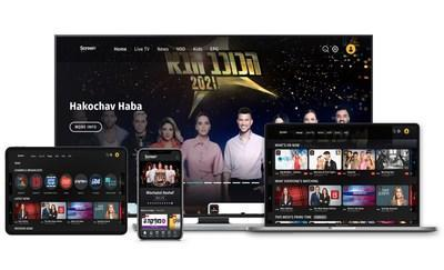 Screen iL new streaming service, built by SeaChange International, features Israeli TV and film content for viewers outside Israel. The service provides the most comprehensive collection of Israeli films and pre-taped and live Israeli TV in the world – outside Israel.